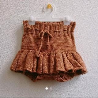 キャラメルベビー&チャイルド(Caramel baby&child )のmisha&puff skating pond skirt 2-3Y(スカート)