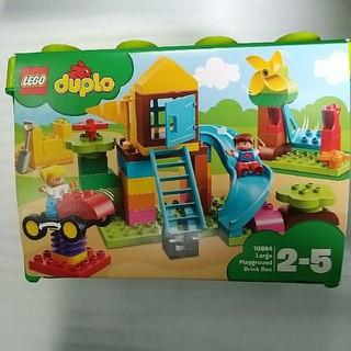 新品  duplo レゴ(LEGO)デュプロ みどりのコンテナスーパーデラックス