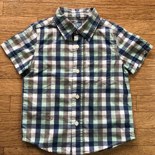 babyGAP - baby Gap チェックシャツ