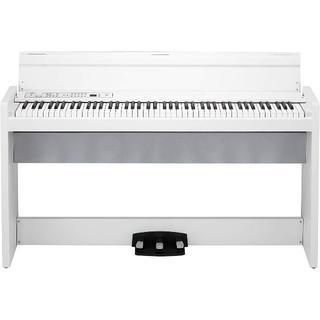 コルグ(KORG)の【ホワイト】KORG 電子ピアノ LP-380-RWBK 88鍵 (電子ピアノ)