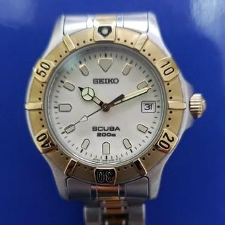 SEIKO - メンズ 腕時計 SEIKO 7N35-6010