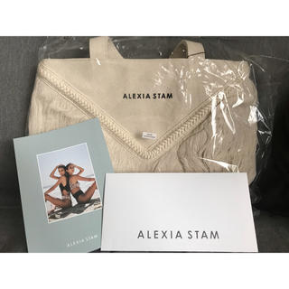 ALEXIA STAM - alexiastam  トートバッグ ミディアム