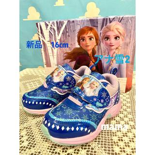 Disney - 新品 アナと雪の女王2  スニーカー  アナ雪2
