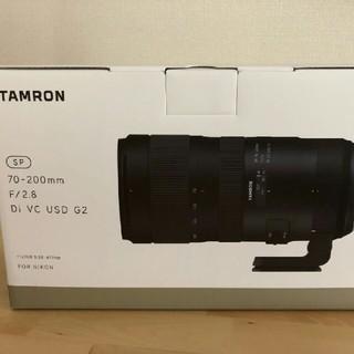 タムロン(TAMRON)のタムロン SP 70-200mm F/2.8 Di VC USD G2(レンズ(ズーム))