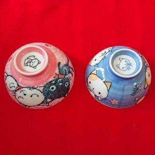 子ども用食器  茶碗2個とランチプレート(プレート/茶碗)