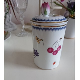 リチャードジノリ(Richard Ginori)のきなママ様専用  リチャードジノリ   イタリアンフルーツ  蓋つきカップ(グラス/カップ)