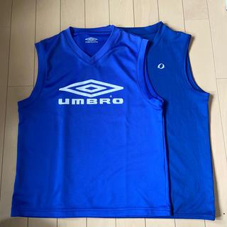 アンブロ(UMBRO)のアンブロ・イグニオ インナー2点 140(Tシャツ/カットソー)