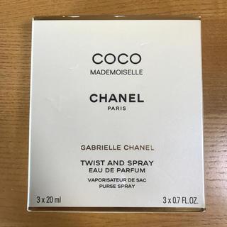 シャネル(CHANEL)のCOCO CHANEL mademoiselle(香水(女性用))