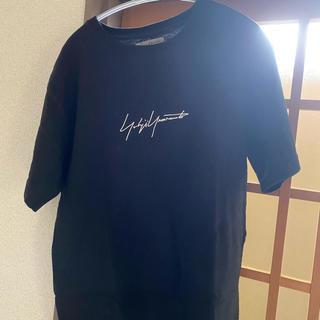 Yohji Yamamoto - Yohji Yamamoto new era tシャツ