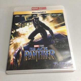 ブラックパンサー MovieNEX Blu-ray(外国映画)