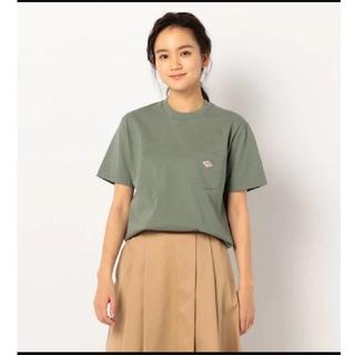 DANTON - DANTON ポケットTシャツ