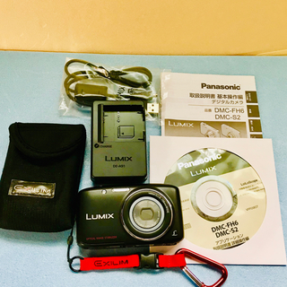 パナソニック(Panasonic)のデジカメ/Panasonic LUMIX DMC-S2(コンパクトデジタルカメラ)