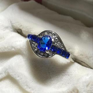 指輪♦️シルバー925♦️レディース♦️リング♦️ジルコニア(リング(指輪))