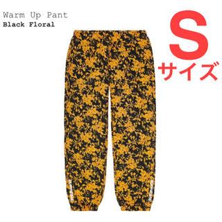 Supreme - Supreme:Warm Up Pant 花柄 黒