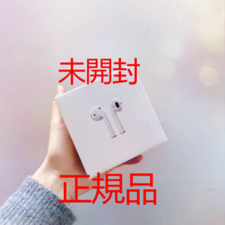 Apple - イヤホンAirPods 2 エアポッズ 第2世代AirPods 第2世代