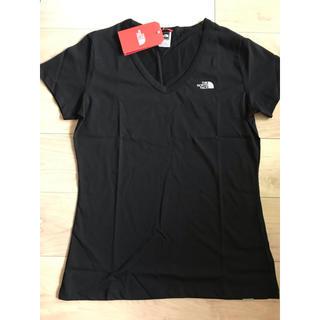ザノースフェイス(THE NORTH FACE)のTHE NORTH FACE レディースTシャツ 新品未使用(Tシャツ(半袖/袖なし))