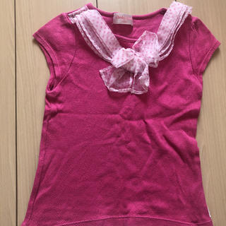 シャーリーテンプル(Shirley Temple)のシャーリーテンプル 、Tシャツ120cm(Tシャツ/カットソー)