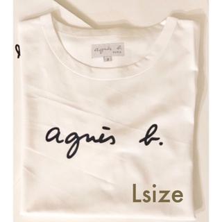 agnes b. - 新品◎アニエスベー Tシャツ Lサイズ
