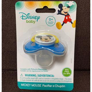 ディズニー(Disney)のDisney baby MICKEY MOUSE Pacifier 0+(その他)
