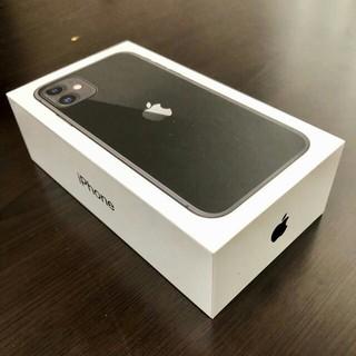 アイフォーン(iPhone)の最終価格!新品未使用iPhone11  64GB simロッ  ク解除済み!(スマートフォン本体)
