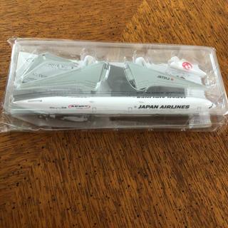 ジャル(ニホンコウクウ)(JAL(日本航空))の☆新品非売品☆ JAL ノベルティ 模型 キッズ おもちゃ プラモデル(ノベルティグッズ)