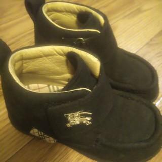 BURBERRY - バーバリー 子供靴