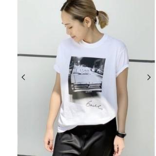 L'Appartement DEUXIEME CLASSE - 【GOOD ROCK SPEED】GODLISI LOVE NYC Tシャツ