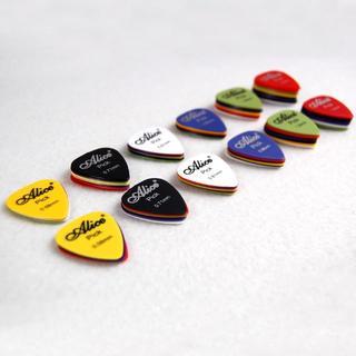 ♬【ギター マットタイプピック14枚セット】♫今なら+¥1枚!の15枚♪(エレキギター)