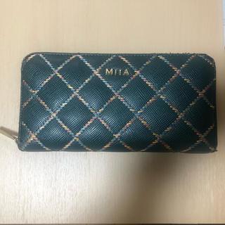 ミーア(MIIA)の長財布 MIIA(財布)
