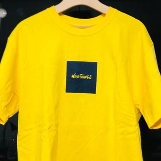 ワイルドシングス(WILDTHINGS)のワイルドシングス Tシャツ Lサイズ(Tシャツ/カットソー(半袖/袖なし))