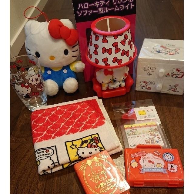 ハローキティ(ハローキティ)のキティ セレクト  エンタメ/ホビーのおもちゃ/ぬいぐるみ(キャラクターグッズ)の商品写真