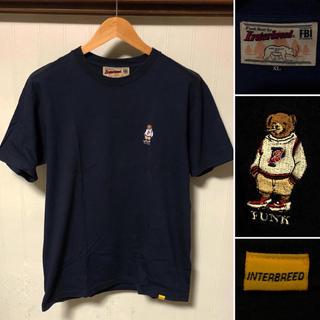 アカプルコゴールド(ACAPULCO GOLD)の人気❗️INTERBREED インターブリード funk bear Tシャツ(Tシャツ/カットソー(半袖/袖なし))