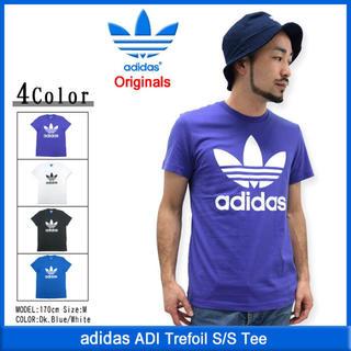 オリジナル(Original)のadidas Tシャツ メンズ サイズO 半袖 (Tシャツ/カットソー(半袖/袖なし))