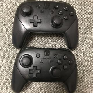 Nintendo Switch - Switch  プロコントローラー 純正品