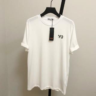 Y-3 - 可愛い!Y-3 ワイスリー tシャツ ホワイト