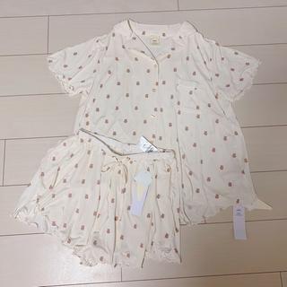 gelato pique - gelato pique  再入荷 ベアモチーフシャツ+ パンツ