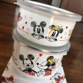 ディズニー(Disney)の新品 Disney ホーロー容器(容器)