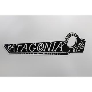 patagonia - パタゴニア ステッカー フラッグ