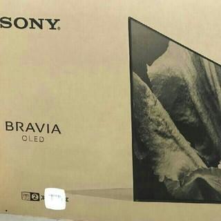 SONY - 6年保証付き KJ-65A9F ソニー  4K有機ELテレビ 65型