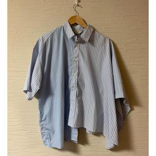 Jieda - JIEDA ジエダ アシンメトリーシャツ  1