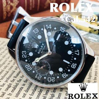 ROLEX - ■美品!希少■ロレックス【ROLEX】高級ブランド/手巻きメンズ腕時計