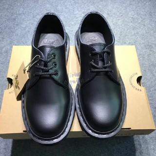 ドクターマーチン(Dr.Martens)のDr. Martensドクターマーチン1461 3ホールシューズ 黒 uk7(ブーツ)