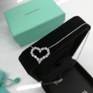 Tiffany☆ハートペンダント