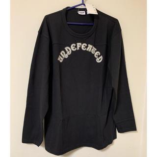 アンディフィーテッド(UNDEFEATED)のアンディフィーテッド ロングスリーブフットボールシャツ(Tシャツ/カットソー(七分/長袖))