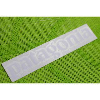 patagonia - パタゴニア カッティングステッカー