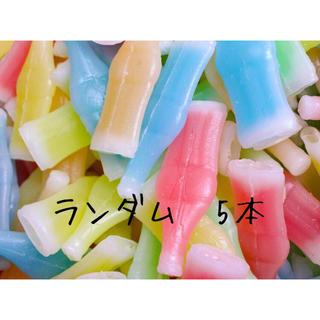 Nik-L-Nip ワックスボトルキャンディ 5本セット