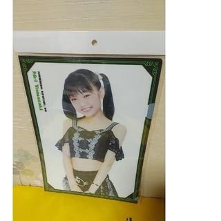モーニングムスメ(モーニング娘。)のモーニング娘。20山崎愛生 生写真付ソロビジュアルクリアファイル(クリアファイル)