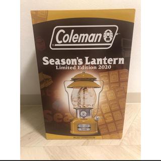 コールマン(Coleman)のコールマン シーズンズランタン 2020 新品未使用(ライト/ランタン)