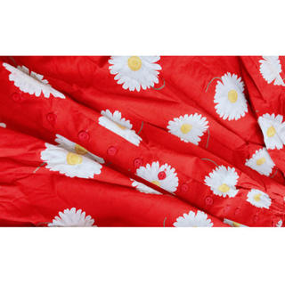 オリーブデオリーブ(OLIVEdesOLIVE)のピンクハウス インゲボルグ 花柄 フレアスカート(ロングスカート)