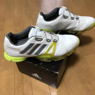 アディダス(adidas)のアディダス ゴルフシューズ 27.5(シューズ)
